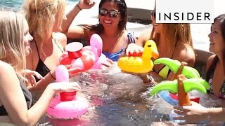 Drink Floaties Keep Your Drink Safe at the Pool