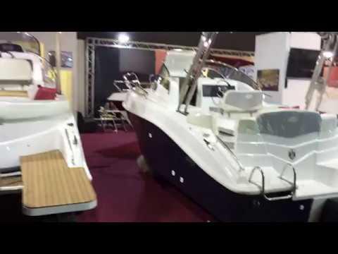 Cantiere nautico marinello fiera di genova 2017 Tindaro 66 yamaha selva yamaha sessa saver