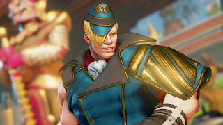 SFV: Ed Reveal Trailer