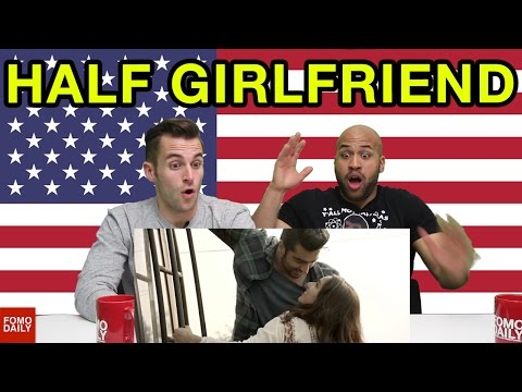 Thumbnail: Half Girlfriend Trailer • Fomo Daily Reacts