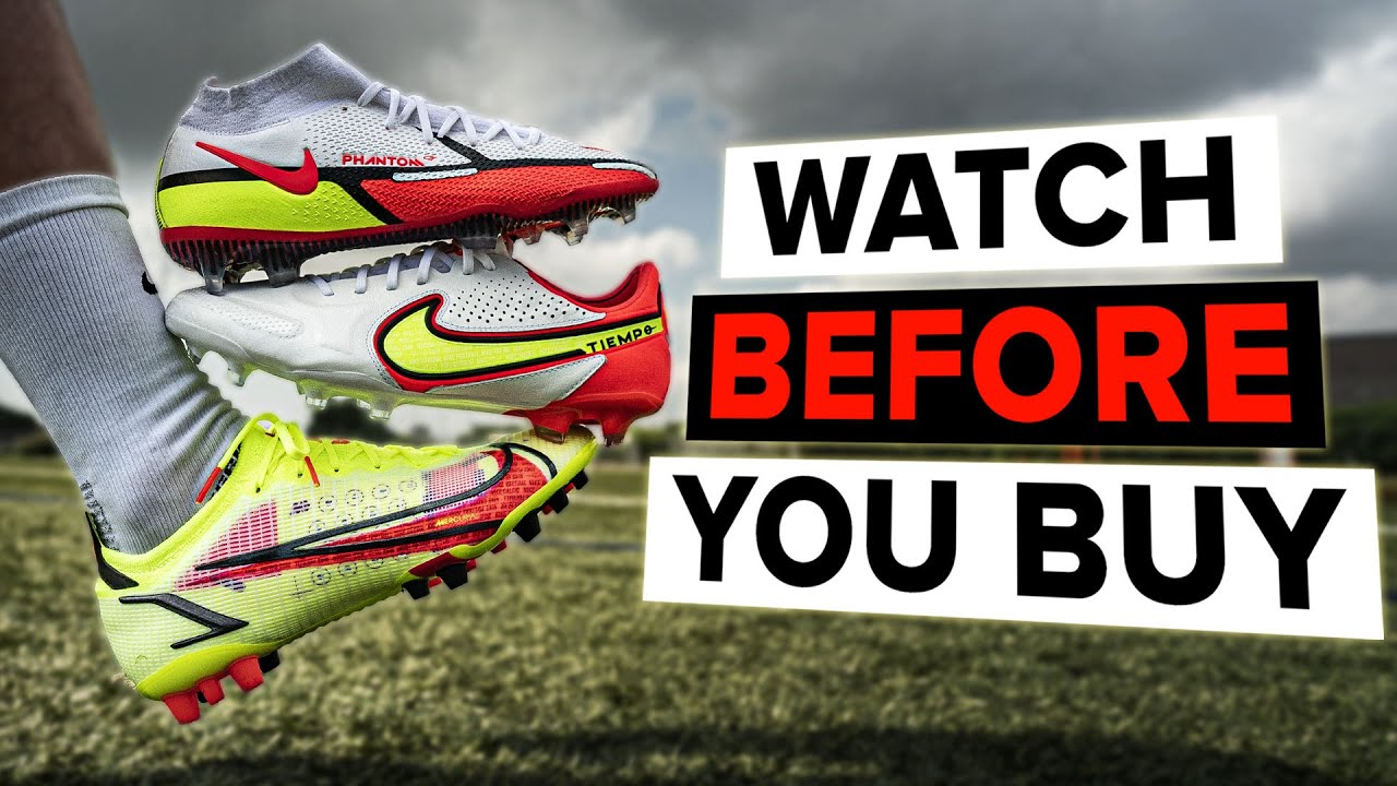 Crazy Nike boots for the new season!  🔥👀