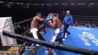 Badou Jack vs Anthony Dirrell highlights