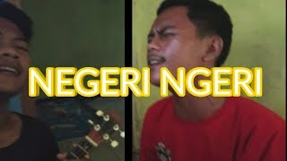 NEGERI NGERI [ KUMPUL SAMBIL NGOPI ] Cover Kentrung By Adin ft agin