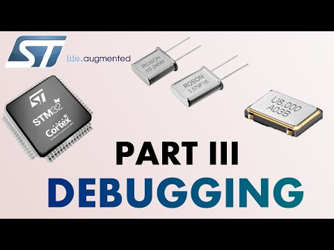 STM32 Tutorial : Clock, AHB & APB Buses configuration (Part3: Frequency debugging with STMSTUDIO)