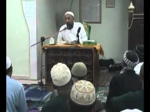 Ustaz Azhar Idrus - Kilang Air Liur (Part 5)