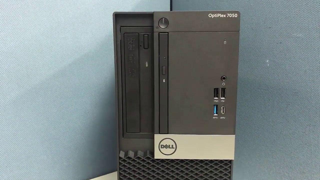 Dell OptiPlex 7050 Mini Tower 5 25-inch Optical Drive Installation