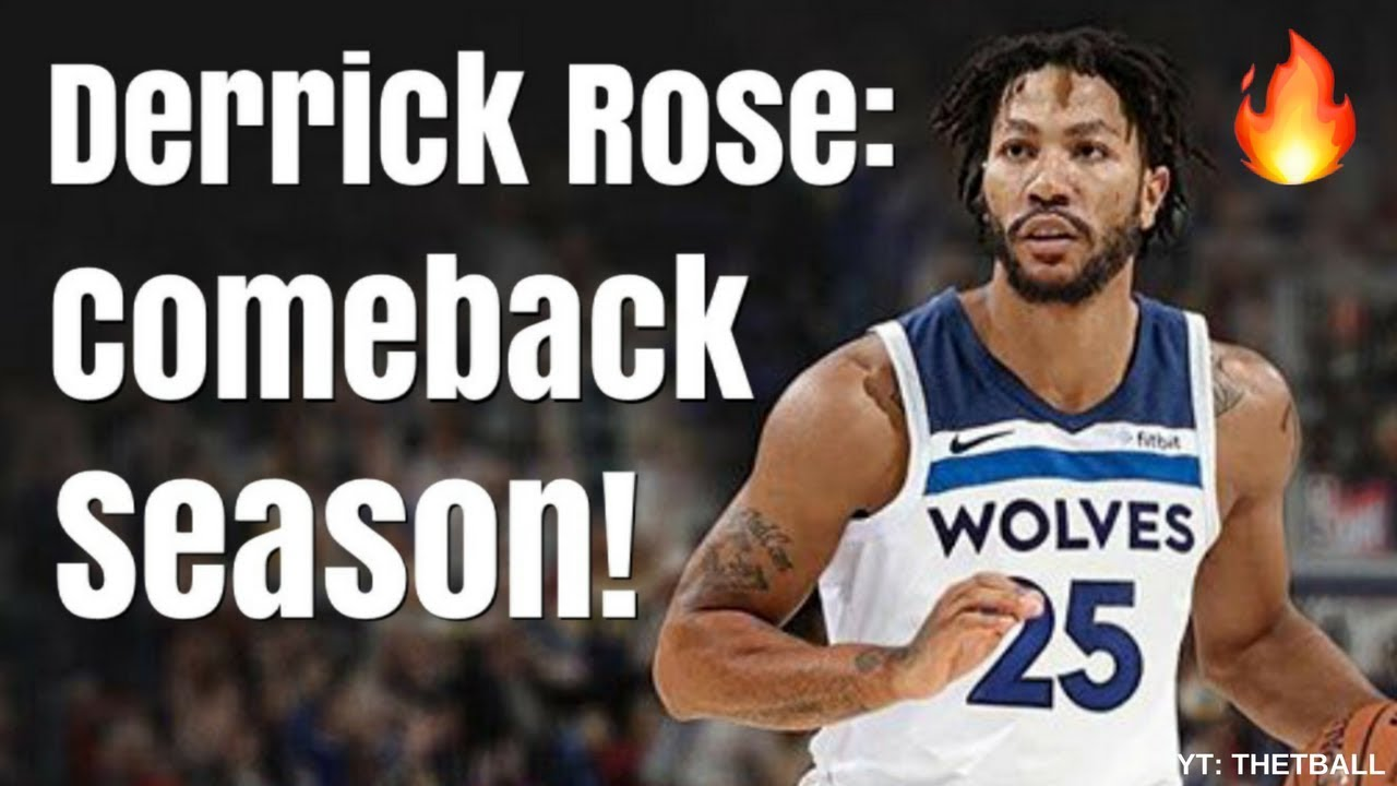 3f8b9e408d0 Why Derrick Rose Will REVIVE His Career With the Wolves!