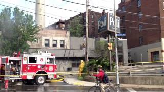 Squirrel Hill Fire 5/14/15