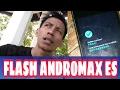Flash Andromax ES Bootloop dengan TF Update C46B2G