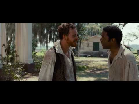 12 YEARS A SLAVE: Whatd You Say to Pats?