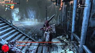 Bloodborne PS4 Gameplay *HD* 1080P