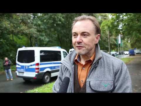 Sprengstoffspuren in Chemnitz entdeckt