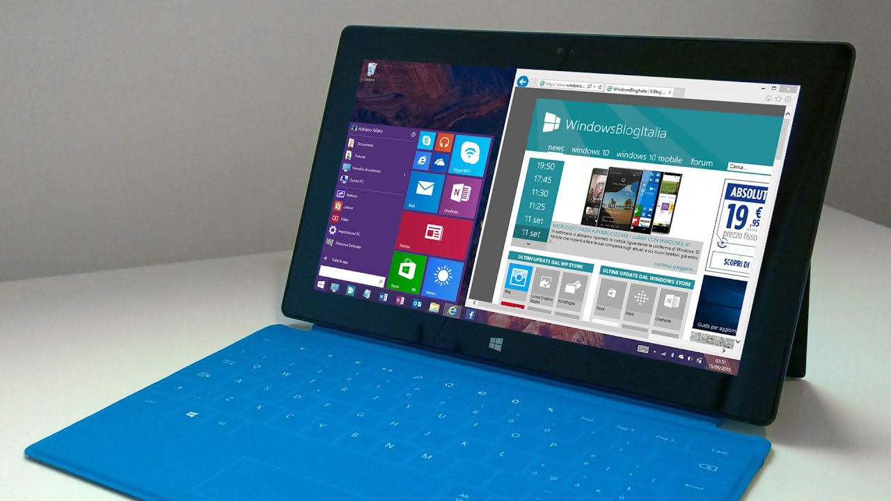 start menu su surface rt con windows 8 1 update 3 youtube. Black Bedroom Furniture Sets. Home Design Ideas