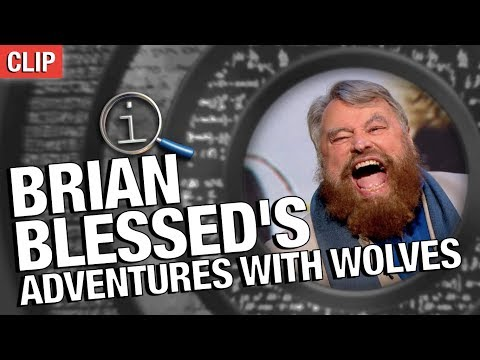 QI  Brian Blessed's Adventures With Wolves