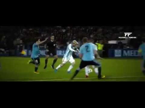 lionel Messi vs Uruguay World Cup Qualifiers