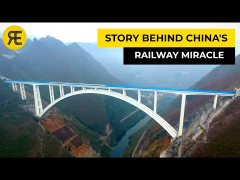 How China Constructed 36,000 km of High-Speed Railways? (in less than 12 Years)