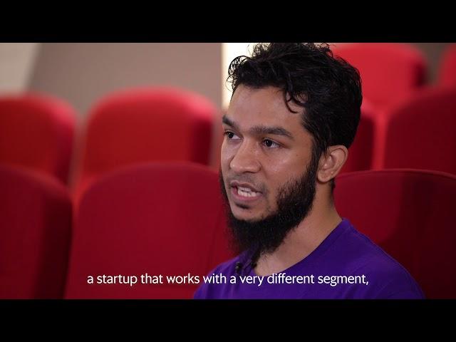 Grab Ventures Velocity Batch 2 - Founder Interview - Shah Arafat Hossain, MyCash Online