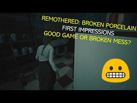 Remothered: Broken Porcelain- First Impressions |
