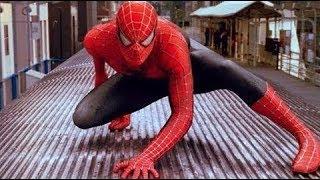 Прикол про человека-паука