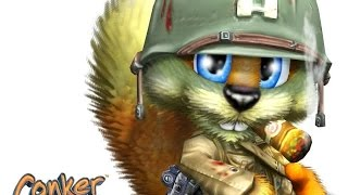 Conker: Live & Reloaded [XBOX]   FULL Walkthrough