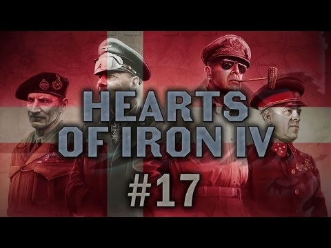 Hearts of Iron IV #17 Democratic Denmark - Let's Play
