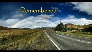 Watch Spoken Remembered video