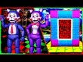 Minecraft FNAF How To Make A Portal To FIVE NIGHTS AT CANDY S mp3