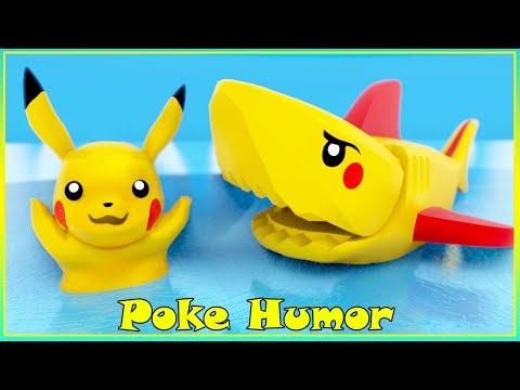 Lego POKEMON Pikachu Baby Shark