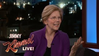 Senator Elizabeth Warren on Health Care & Minimum Wage