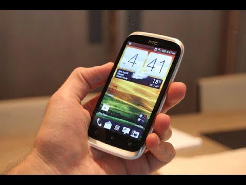HTC Desire X Hard Reset, Format Code solution