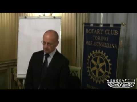 Mauro Biglino - Rotary Club Torino Mole Antonelliana - 05 Giugno 2014