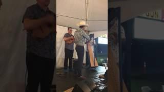 Mi esperanza por Vito di Frisco. Primera presentación en vivo en Orlando Fl Video