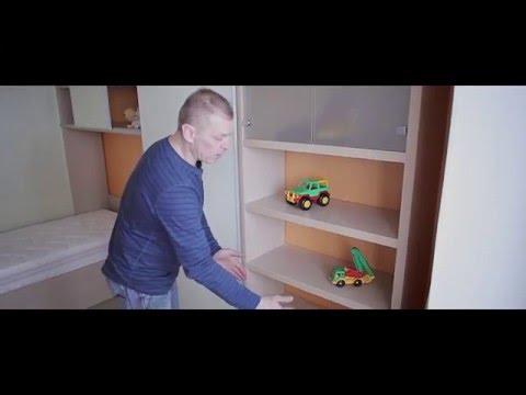 Мебель Астрон: Детская комната для двух детей