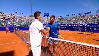 El azuleño Delbonis descolló y está en las semifinales del Argentina Open