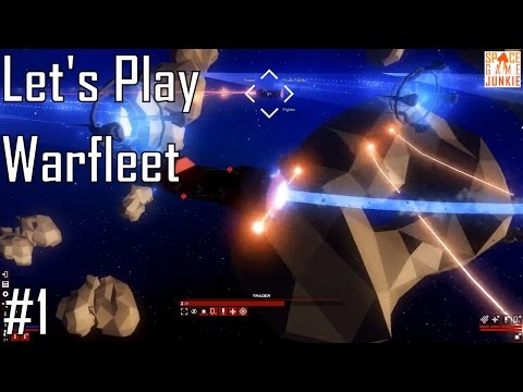 Warfleet - Diving In Head First - Let's Play Entry 1 (1/5)
