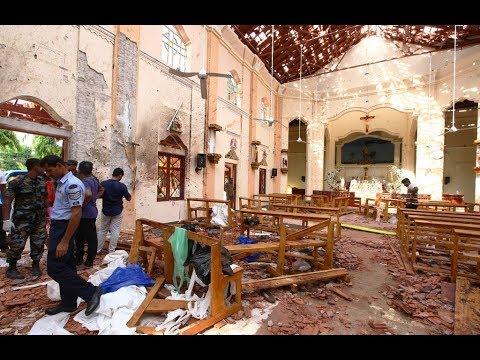 سلسلة تفجيرات في يوم دموي بسريلانكا  - نشر قبل 7 ساعة
