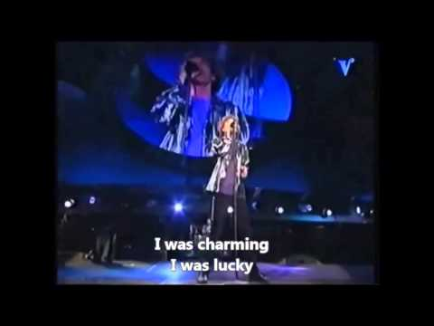 The Rolling Stones - Out Of Control 1998 best cam-shot
