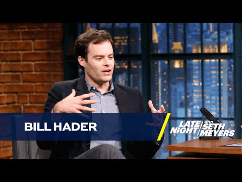 Bill Hader Reveals the Origin of SNL's Californians Sketch