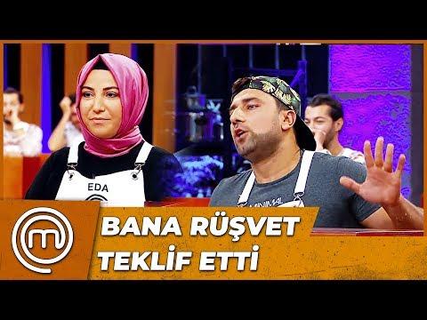 Yasin'den Rüşvet İddiası   MasterChef Türkiye 21.Bölüm