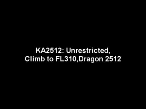 [Hong Kong ATC Audio] Some ATC Conversation on 17-11-2008