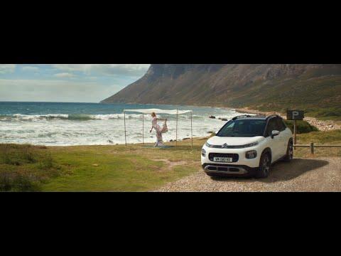 Découvrez la pub TV pour la gamme SUV de Citroën en Angleterre