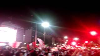 Festejo River Campeón Copa Sudamericana 2014 Thumbnail