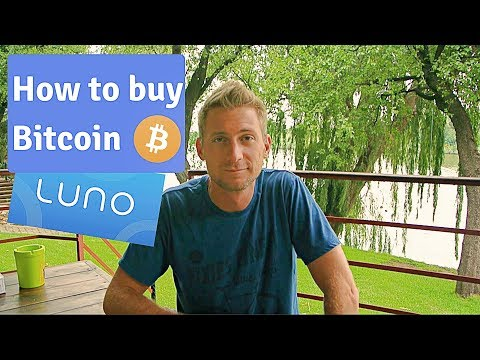 How To Buy Bitcoin In South Africa - Luno