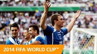 World Cup Team Profile: BOSNIA-HERZEGOVINA