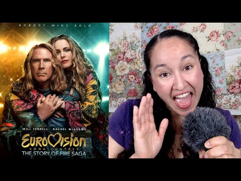 Will Ferrell & Rachel McAdams's Singing Chance of a Lifetime!  EUROVISION MOVIE REVIEW