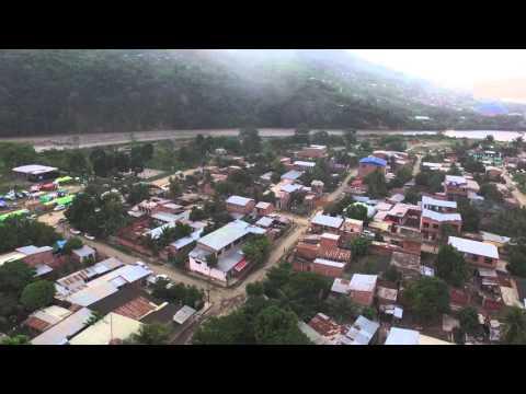 Caranavi-Vista Espectacular Drone Exponorte