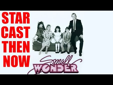 Small Wonder Star cast Then & Now