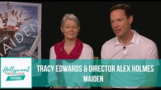 MAIDEN (2018) | INTERVIEW With TRACY EDWARDS & Director ALEX HOLMES