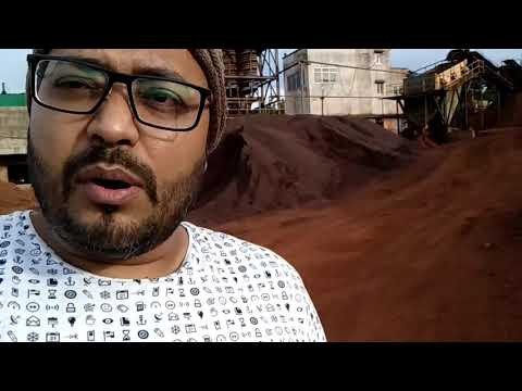 In Search Of Red Gold(iron ore) (tensa,koira,joda) on NH23 & NH520