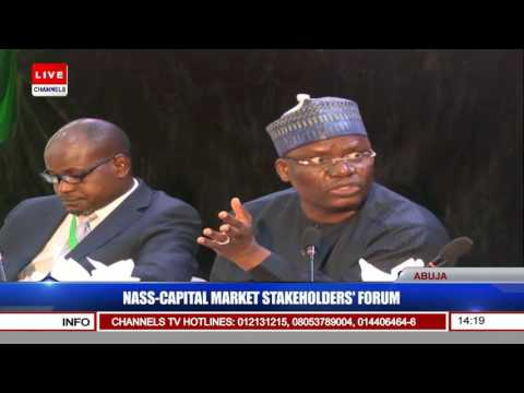 NASS Capital Market Stakholders' Forum Day 2 Pt 7